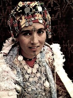 amazigh tattoo - Google Search