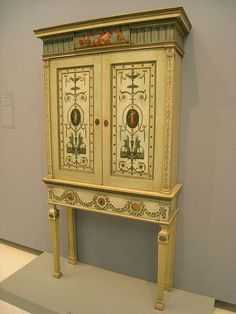 Robert Adam (1728-1792) bookcase