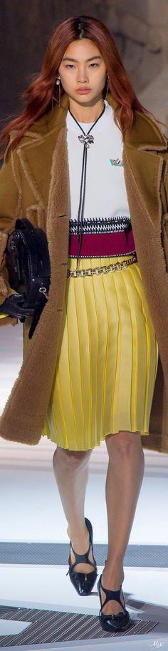 Fall 2018 RTW Louis Vuitton