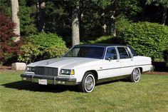 1982 Buick Electra 225 4-Door Sedan