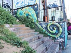 The best FREE walking tour of Valparaiso street art, history and culture - The Family Voyage