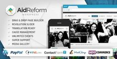 Best Of New Charity WordPress Themes