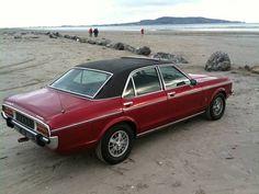 Ford Granada Car | Ford Granada MK1 Saloon SOLD (1976)