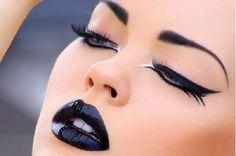 Como fazer maquiagem gótica                                                                                                                                                                                 Mais