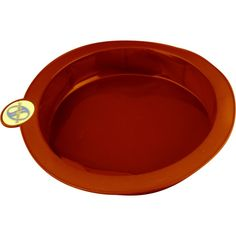 Smartware Silicone Bakeware, Round Cake Pan, Terracotta >>> Instant Savings available here : Baking pans
