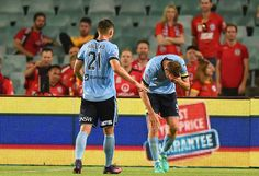 Too many Aussies use #PremierLeague as an excuse not to go to #ALeague opines Mike Tuckerman.