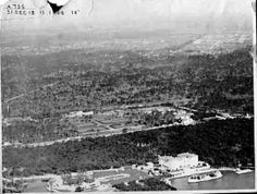 Coconut Grove Grapevine: The Farm Village behind Vizcaya December 31, 1918. The chicken coop has egg shaped windows and the dairy barn has a cow jumping over the moon weathervane