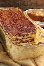Pencil Kitchen: Tiramisu and Homemade Ladyfinger (For Adults Only)