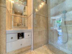 Naturstein Badezimmer in Südfrankreich   Saint Tropez