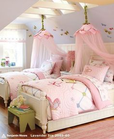 Top of bed canopy