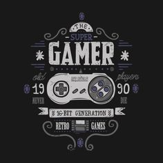 Find the best Cool Gaming Wallpapers Retro on GetWallpapers. We have background pictures for you! Retro Videos, Retro Video Games, Video Game Art, Gamer T-shirt, Retro Gamer, Geforce Wallpaper, King's Quest, Playstation, Game Controller