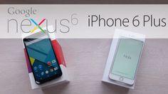 Unboxing Doble | Nexus 6 + iPhone 6 Plus