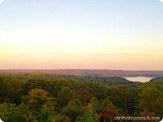 Lake Monroe, Bloomington Indiana #lakelove