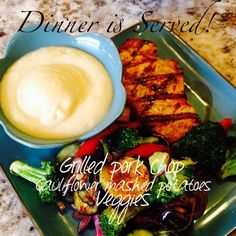 Committed to Get Fit: 21 Day Fix Weekly Meal Plan