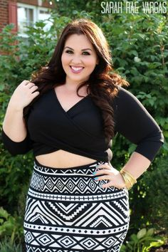 Plus Size Archives - Page 2 of 10 - Sarah Rae Vargas Looks Plus Size, Look Plus, Curvy Plus Size, Plus Size Girls, Plus Size Model, Curvy Outfits, Plus Size Outfits, Sarah Rae, Plus Size Kleidung