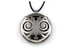 Hypno Owl Pendant