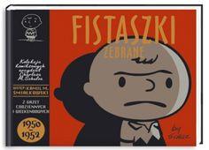 Fistaszki zebrane 1950 - 1952 - Charles M. Schulz. Dla dzieci i dorosłych. Komiks.