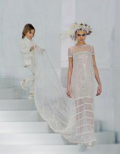 Chanel - Haute Couture Printemps-Eté 2014