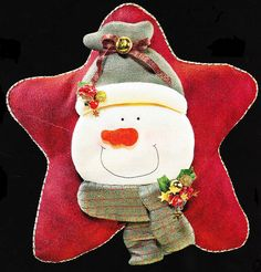 Christmas Crafts, Christmas Decorations, Christmas Ornaments, Holiday Decor, Christmas Stockings, Snowman, Disney, Navidad Diy, Ideas