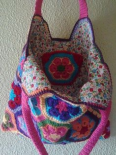 Marvelous Crochet A Shell Stitch Purse Bag Ideas. Wonderful Crochet A Shell Stitch Purse Bag Ideas. Bag Crochet, Diy Crochet And Knitting, Crochet Handbags, Crochet Purses, Love Crochet, Crochet Granny, Crochet Stitches, Crochet Patterns, Loom Knitting