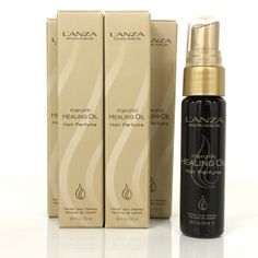 L'ANZA Keratin Healing Oil hair perfume is crafted with organic & wildcrafted aromatic botanicals!