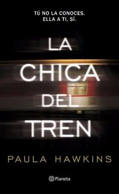 CHICA DEL TREN,LA  Paula Hawkins     SIGMARLIBROS