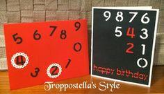 Troppostella's Style: Card: Happy Birthday