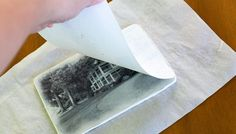 Many methods exist for transferring photos onto ceramic tiles—including photographic silk-screen, Polaroid transfers, laser print, and photocopy transfers. One of the easiest ways to make ...
