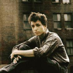 Bob Dylan, he was so cute!