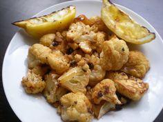 Lemon Cauliflower