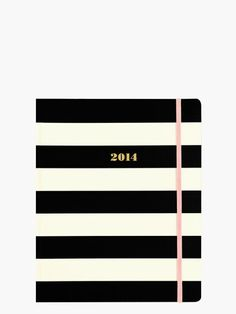 2014 17-month agenda - kate spade