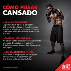 Aprende a pelear cansado. #box #workout #training #cletoreyes https://www.kettlebellmaniac.com/kettlebell-exercises/