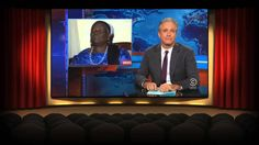 The Daily Show with Jon Stewart: Wet Hot African Summer; 28/07/2015