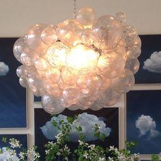 #Murielcloud from @olystudio | #chandelier #lighting