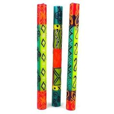 Buy Set of Three Boxed Tall Hand-Painted Candles - Matuko Design - Nobunto. Accessories - Set of Three Boxed Tall Hand-Painted Candles - Matuko Design - Nobunto. Set of Three Boxed Tall Hand-Painted Candles - Matuko Design - NobuntoThis set of three candl African Words, Painted Sticks, Taper Candles, Fall Candles, Burning Candle, Room Colors, Artisan, Hand Painted, Crafts