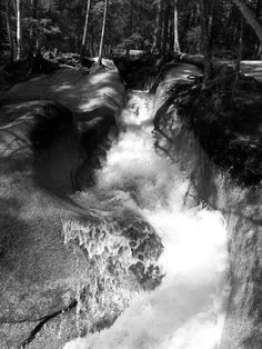 Basin - Franconia Notch - White Mountains, NH