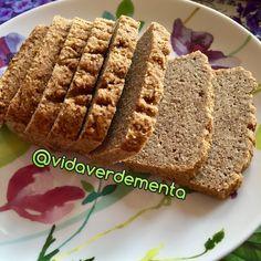 Este pan de almendras me gusta mucho porque además de ser delicioso, se adapta al estilo de alimentación que mejor me ha funcionado.