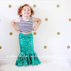 mermaid party mermaid skirt halloween costume mermaid outfit tail toddler outfit dress up baby girl adult green long sequin maxi skirt custo by carkendesign on Etsy https://www.etsy.com/au/listing/235047500/mermaid-party-mermaid-skirt-halloween