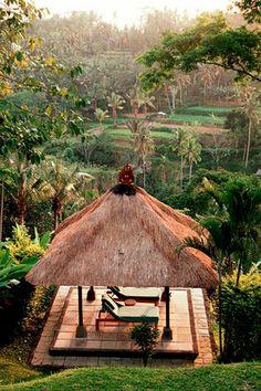 Amandari - Ubud, Bali, Indonesia