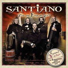 Bis ans Ende der Welt (Second Edition, inklusive 4 neue Songs) - Santiano: