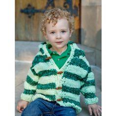 Premier® Deborah Norville Cuddle Fleece® Cuddle Stripes Hoodie