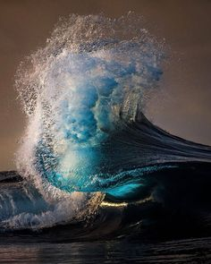 Canon Photography: These shots of the ocean by are simply stunning. Waves Photography, Canon Photography, Landscape Photography, Nature Photography, Photography Photos, Lifestyle Photography, Wedding Photography, No Wave, Water Waves
