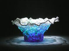 Artist - Daniela Forti | #artglass #palanderglass |
