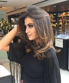 Delightful Medium Ombre Hairstyles for Women To Consider This Year