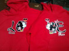 Love Mickey/Minnie