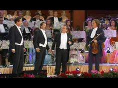 Andre Rieu & Platin Tenors - Trinklied / Gaudeamus Igitur HEIDELBERG 2009