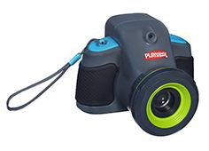 How cute is this Playskool Camera for Kids? They can project photos on a wall too! Shop more great photography gifts at iHeartFaces.com #photography
