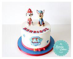 Paw Patrol Cake | Patrulha Pata Bolo
