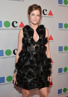 """Stephanie Seymour Photos - Model Stephanie Seymour attends """"Yesssss!"""" MOCA Gala 2013, Celebrating the Opening of the Exhibition Urs Fischer, at MOCA Grand Avenue and The Geffen Contemporary on April 20, 2013 in Los Angeles, California. - """"Yesssss!"""" 2013 MOCA Gala, Celebrating The Opening Of The Exhibition Urs Fischer - Red Carpet"""