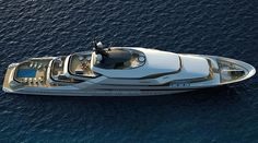 Passion For Luxury : Oceanco Yacht
